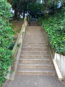 Priest Street Stairs