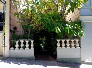 Golden Court entrance