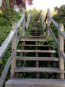 Macondray Lane Stairs