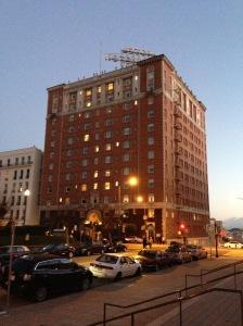 Huntington Hotel - January 2013