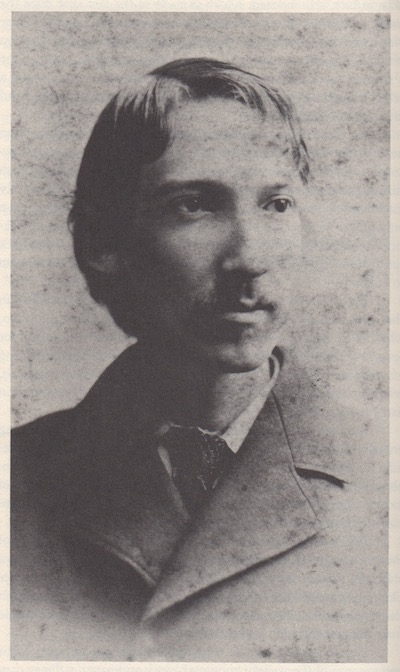 Robert Louis Stevenson 1880
