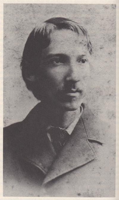 Robert Louis Stevenson 1880