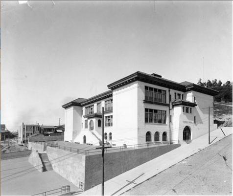 Garfield School-20th Century