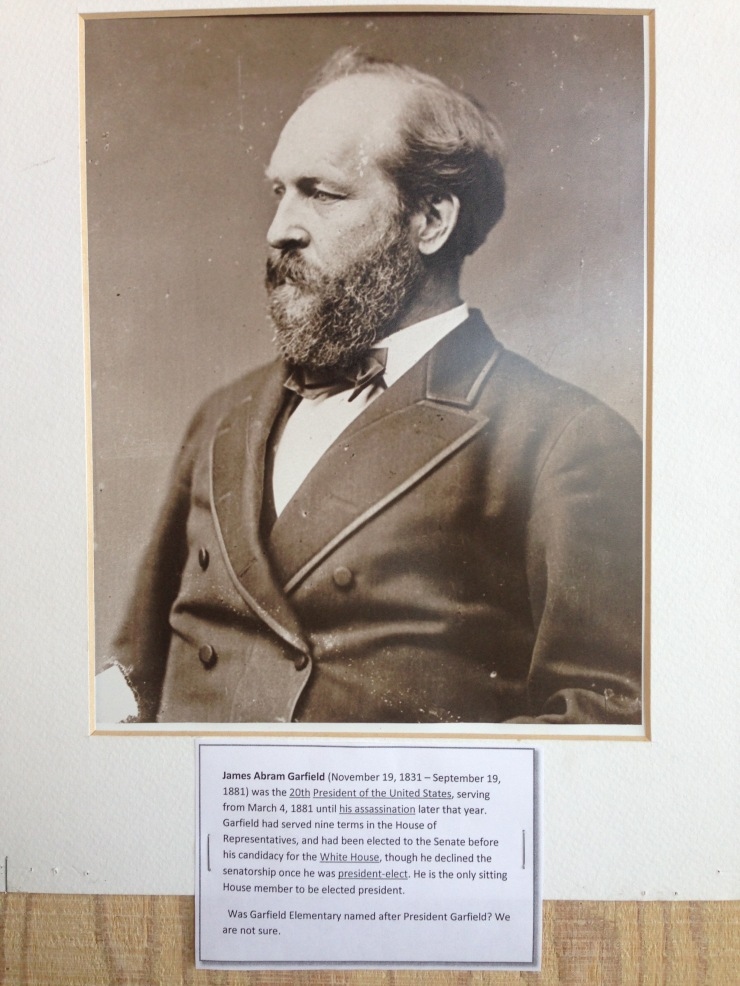 President Garfield-Garfield School