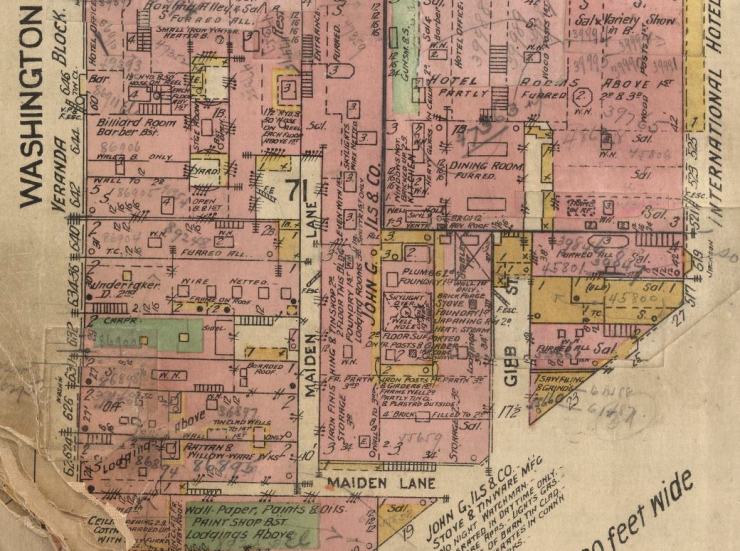 1905 Maiden Lane