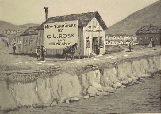 C. L. Ross